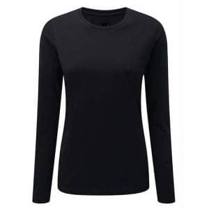 Langarm HD T-Shirt für Frauen