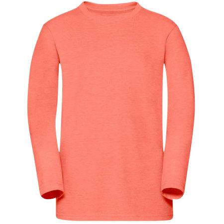 Langarm HD T-Shirt für Jungen von Russell (Artnum: Z167K