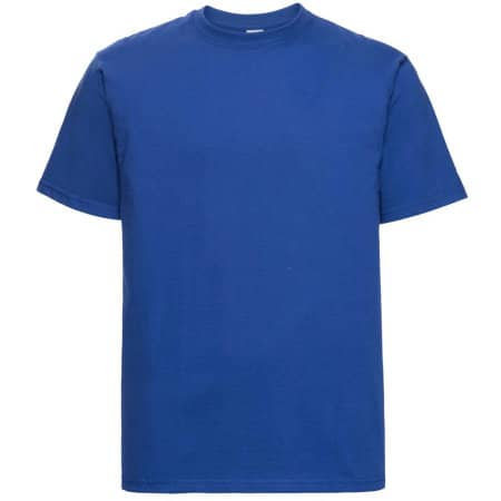 Classic Heavyweight T-Shirt in Bright Royal von Russell (Artnum: Z215