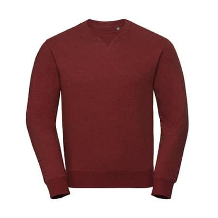 Authentic Melange Sweat von Russell (Artnum: Z260