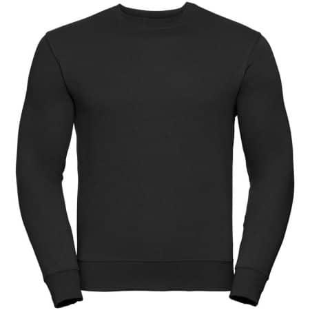 Authentic Sweatshirt in Black von Russell (Artnum: Z262N