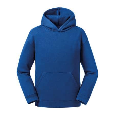 Kids Authentic Hooded Sweat von Russell (Artnum: Z265K