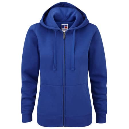 Ladies` Authentic Zipped Hood von Russell (Artnum: Z266F