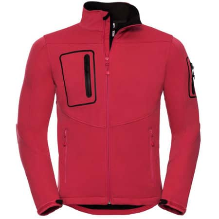 Sports Shell 5000 Jacket in Classic Red von Russell (Artnum: Z520