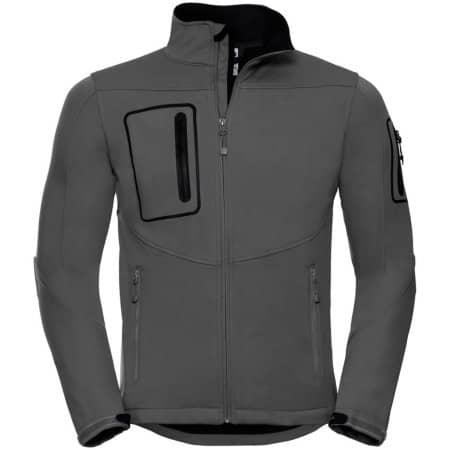 Sports Shell 5000 Jacket in Titanium (Solid) von Russell (Artnum: Z520