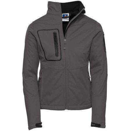Ladies` Sports Shell 5000 Jacket in Titanium (Solid) von Russell (Artnum: Z520F