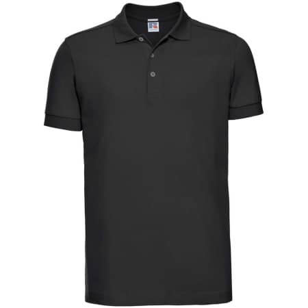 Men`s Stretch Polo von Russell (Artnum: Z566