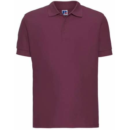 Men`s Ultimate Cotton Polo von Russell (Artnum: Z577