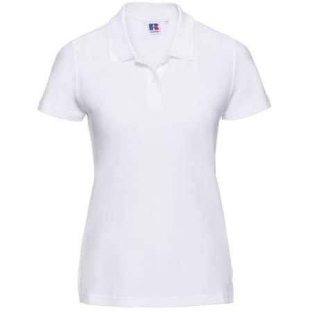 Ladies` Ultimate Cotton Polo von Russell (Artnum: Z577F