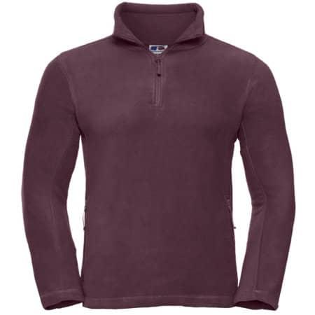 Outdoor Fleece 1/4-Zip von Russell (Artnum: Z8740
