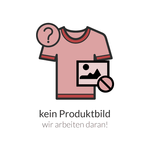 Kurze Latzschürze Basic mit Schnalle und Tasche von Karlowsky (Artnum: KY123
